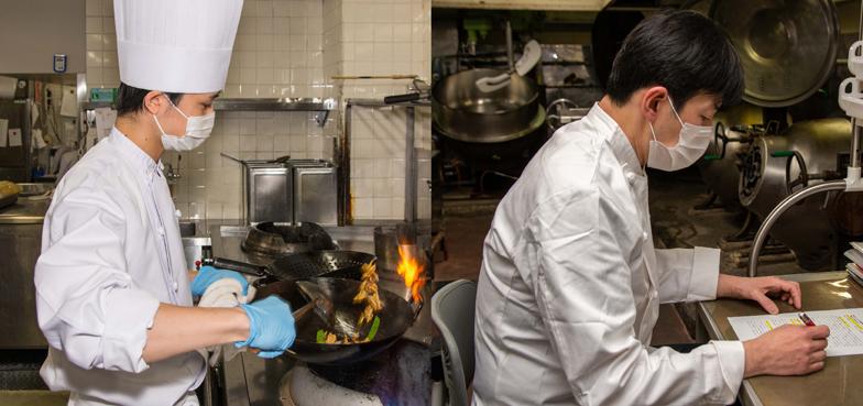 料理人に聞く「一日の仕事」