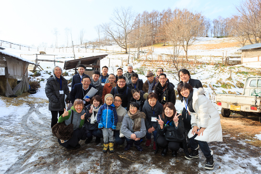 「おいしい函館」バスツアー実施、生産者に思いに触れた充実の一日