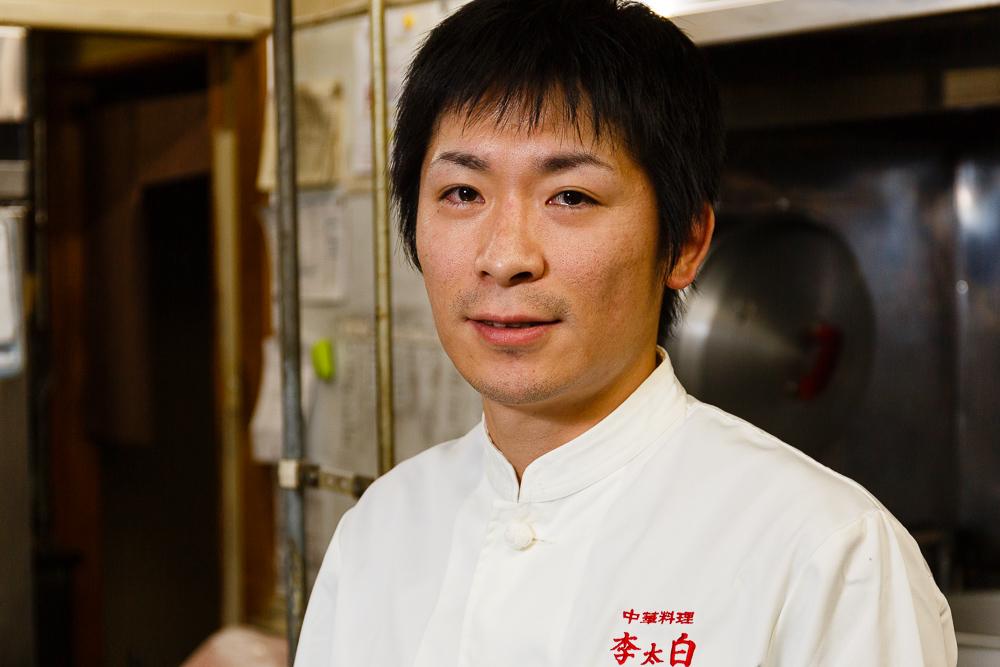 佐々木祥太さん、若手料理人のコンクール(中国料理部門)で函館市長賞