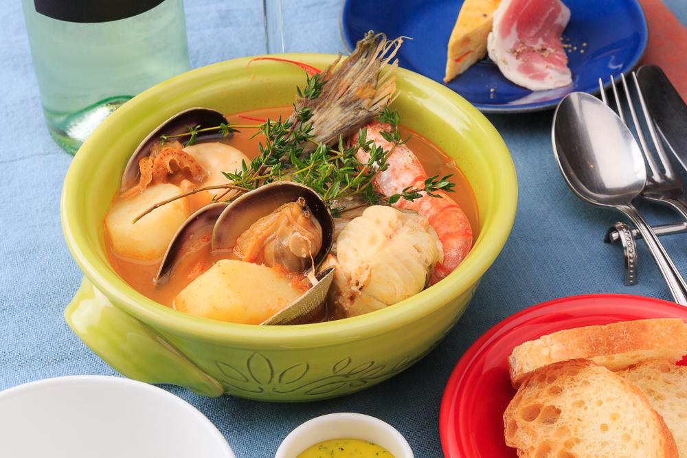 函館エリアの3店でも味わえる。「八戸ブイヤベースフェスタ2018」開催中