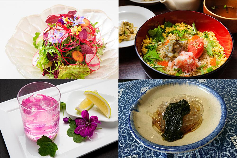 函館の料理人が考案した「昆布料理コレクション」