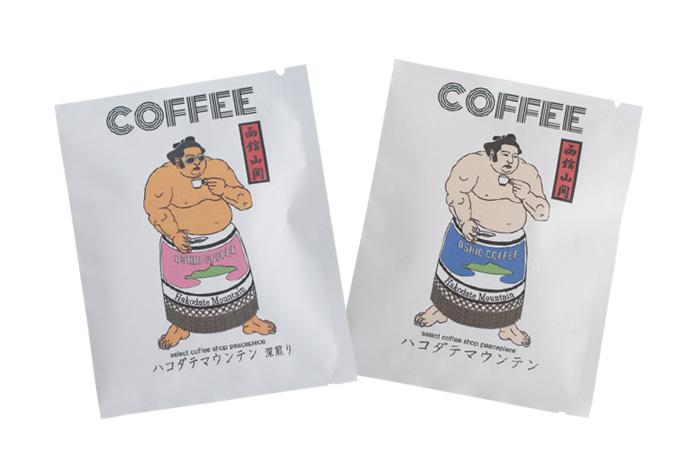 人気店のおすすめ函館土産「函館山ブレンド」