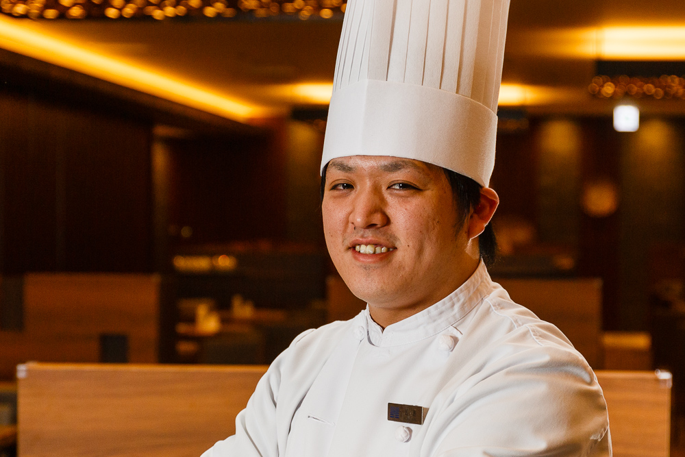 五島光さん、若手料理人のコンクール(中国料理部門)で函館市長賞