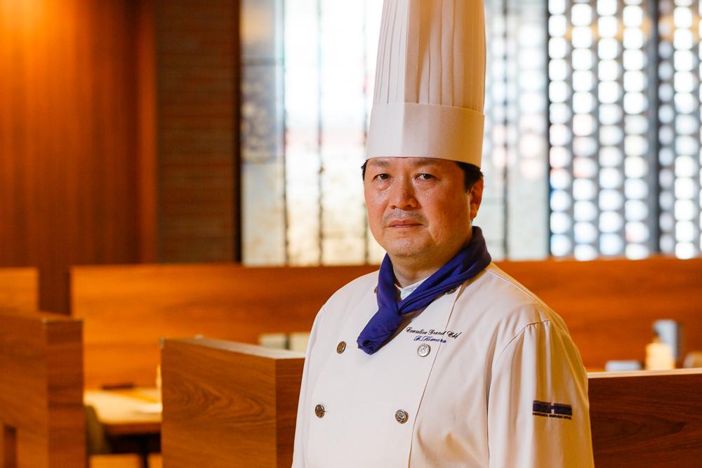厚生労働大臣表彰受賞の木村史能さん、受賞記念メニューが好評