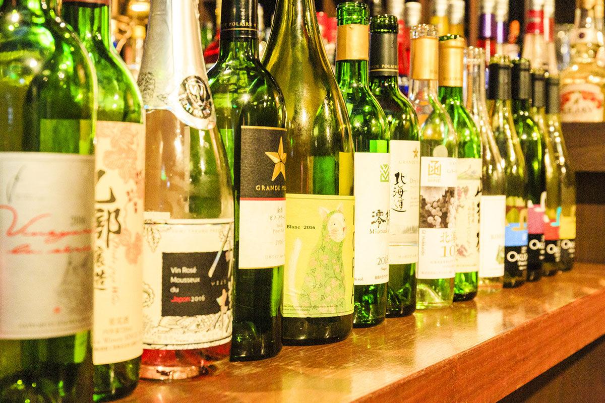 ワインの生産地として注目される函館・道南