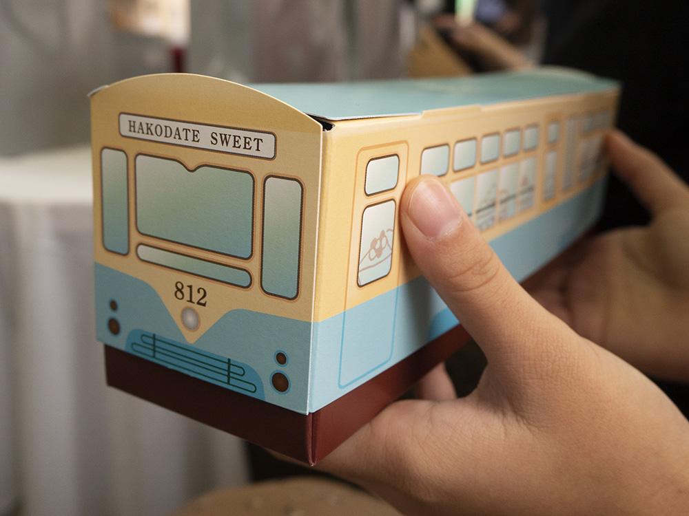 貸切電車でスイーツ&街歩き「函館スイーツ電車」レポート