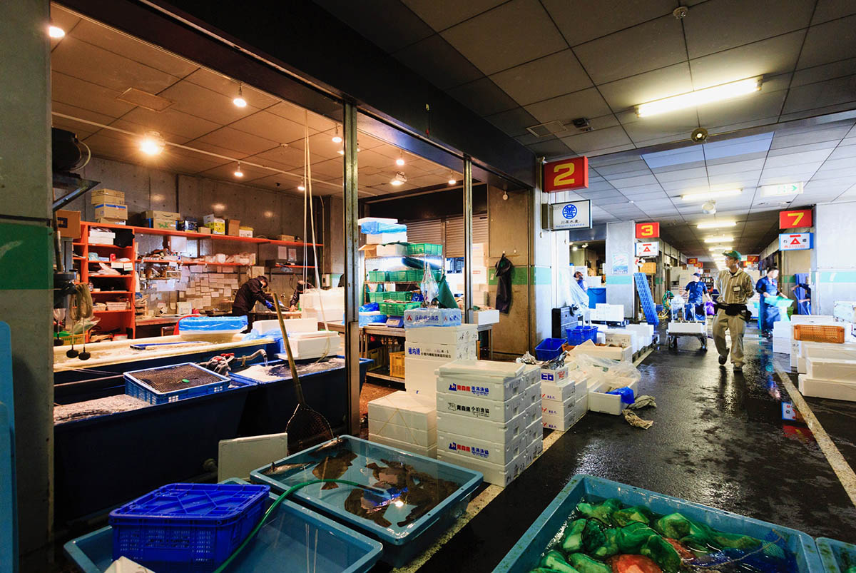 小西鮮魚店(マルショウ小西鮮魚店)