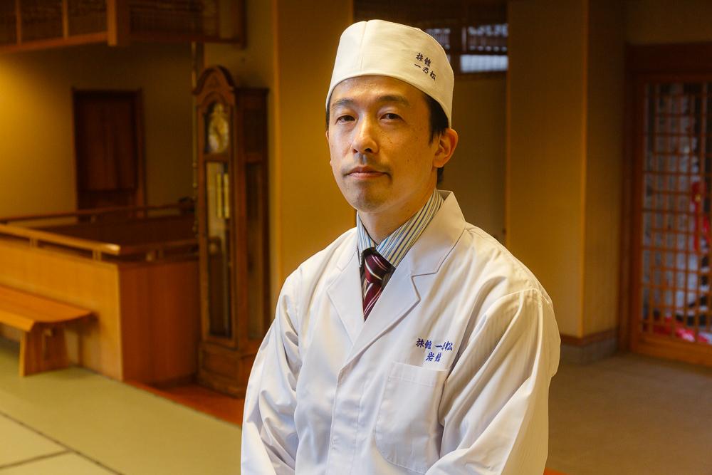 岩館昌人さん、日本調理技能コンクールで函館市長賞