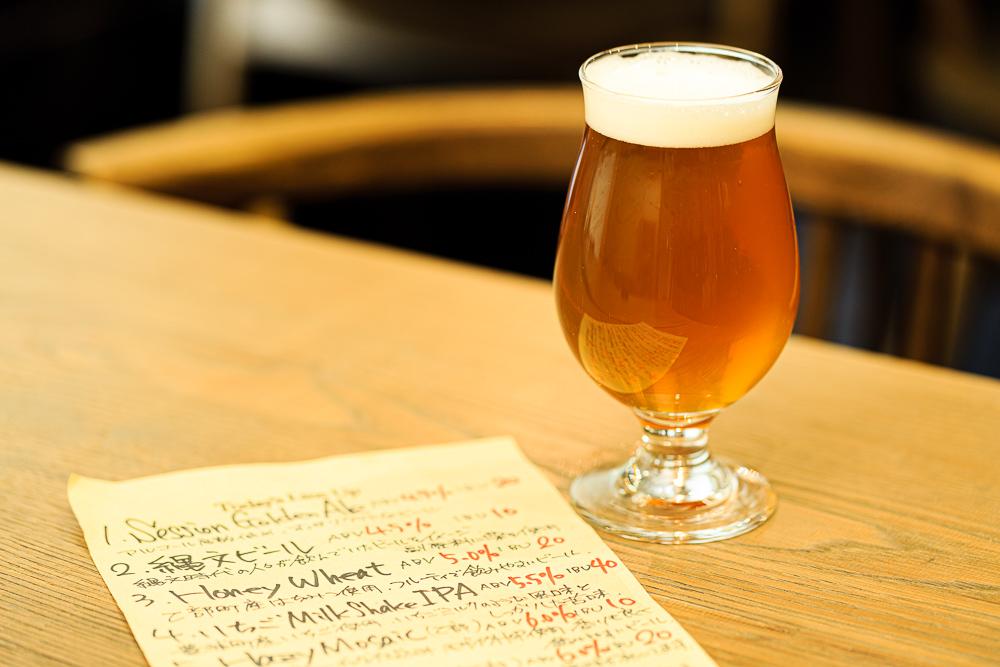 クリを使った「縄文ビール」で、函館の縄文文化をアピール