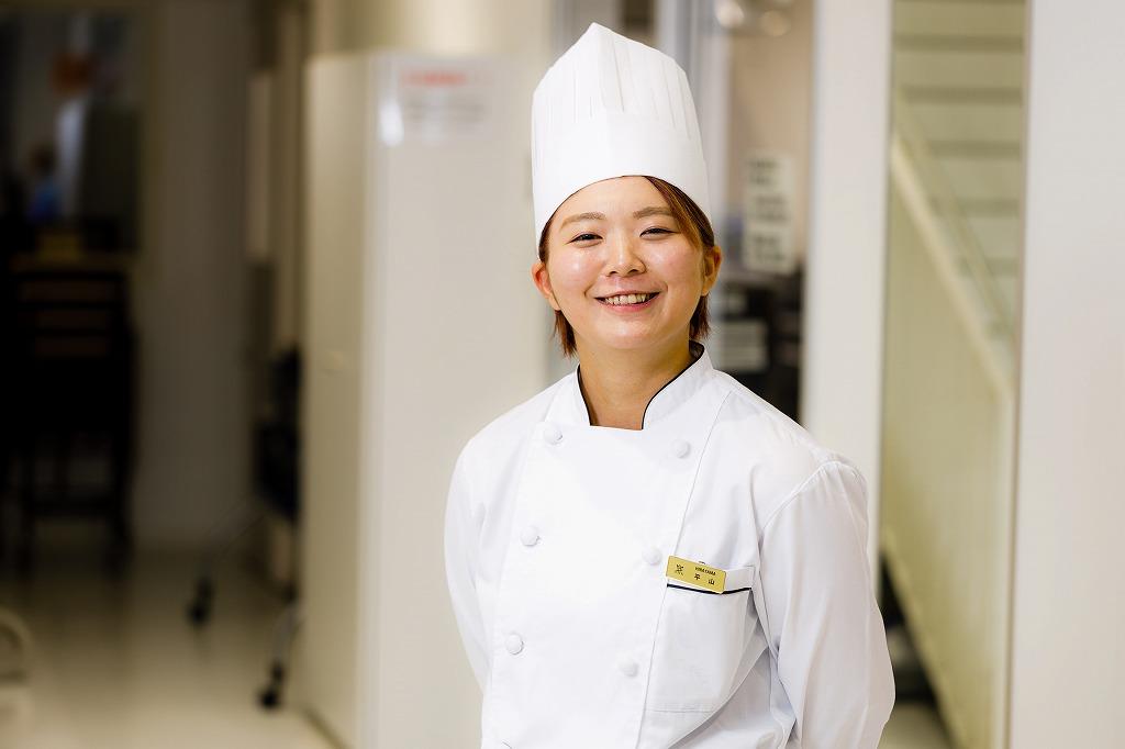 平山桜菜さん、若手料理人のコンクール(洋食料理部門)で函館市長賞