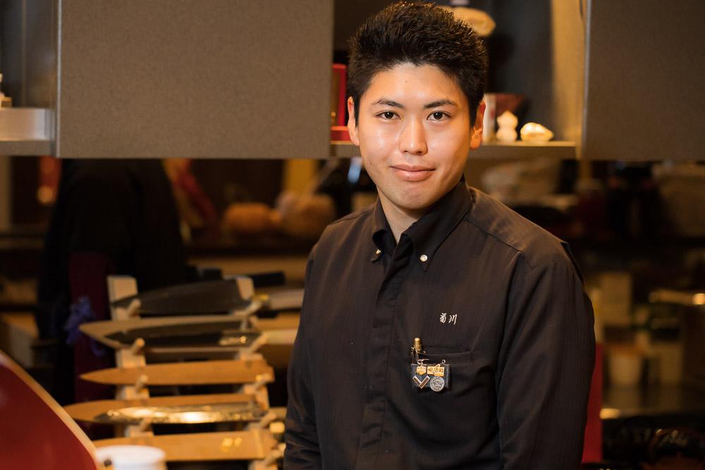 三田佑弥さん、日本調理技能コンクール(函館割烹調理師会)で金賞