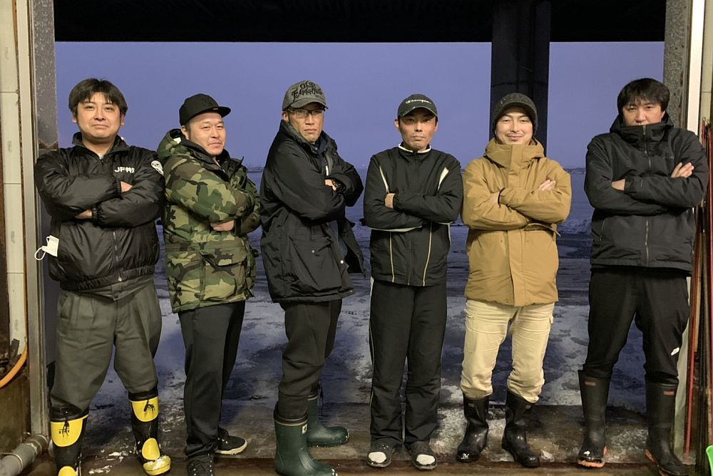 函館の漁師が直売する「フィッシャーマンズ マルシェ」2/21開催