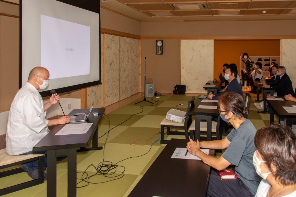 料理人向け「函館料理アカデミー」を実施しました